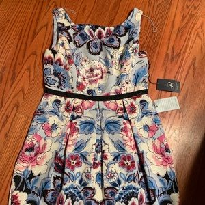 Adrianna Papel brand new dress with side packets.